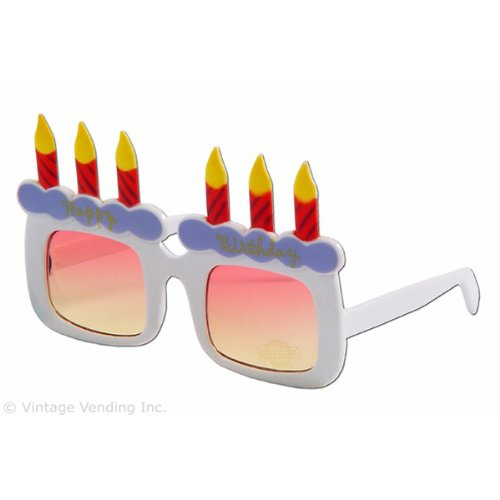 Elope Happy Birthday Glasses Adult Accessory