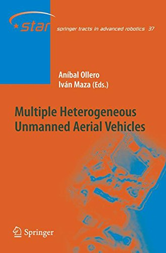 Multiple Heterogeneous Unmanned Aerial Vehicles (Springer Tracts in Advanced Robotics)