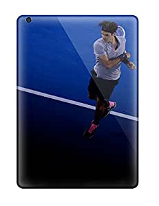 Ipad Air Cover Case - Eco-friendly Packaging(roger Federer)
