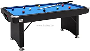 Heiku Sport Billardtisch Pool Junior 188