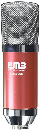EMB EMC920 Professional High-Performance  Diaphragm / Studio Recording / Stage Performance Microphone (Mxl 2010 Multi Pattern)