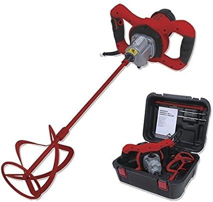 Rubi 26924 Rubimix-9 N Plus Mezclador  con maletín, 1600 W, 240 V, Rojo