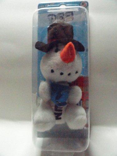 Amazon.com: Pez de Navidad muñeco de nieve – Llavero de ...