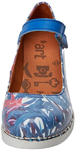 Art Damen 0933f Fantasy Harlem Pumps Mehrfarbig (Hawai)