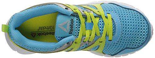Reebok ReebokREEBOK Run Supreme 2.0 Run Supreme 2.0 Unisex-Kinder Blue Beam/Kiwi Green/White