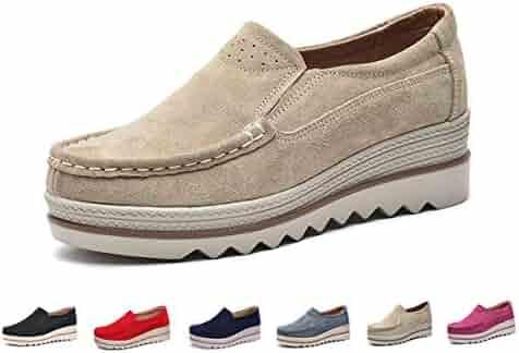 5add461843d48 Shopping Beige - Platform - Loafers & Slip-Ons - Shoes - Women ...