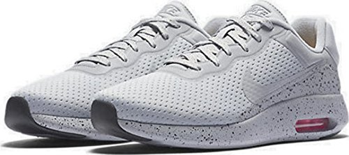 NIKE Mens Air Max Modern Essential Running Trainers 844874 Wolf Grey saUWG8