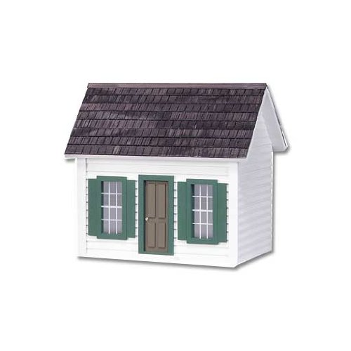 - Finished & Ready to Play Doll House 0.5 Lightkeeper's House