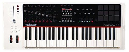 (Nektar Panorama P4 49-key MIDI Controller Keyboard )