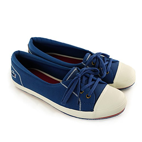 Lacoste Vrouwen Rohini 7 Fashion Sneakers Blue