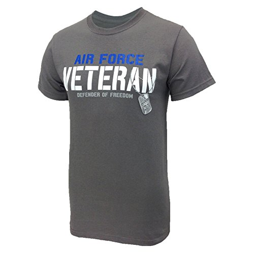Armed Forces Gear Air Force Vet Defender T