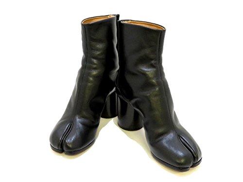 (マルタンマルジェラ) MARTIN MARGIELA ブーツ ショートブーツ レディース 黒 S58WU0126 【中古】 B07F87CWTH  -