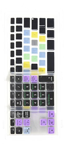 KB Covers Final Cut Pro X Cover for Apple Keyboard Numeric (FCPX-AK-CC-2)