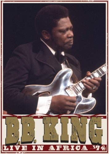 B.B. King: Live in Africa ()