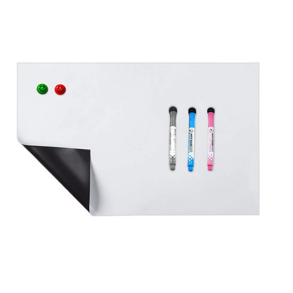 ZYCX123 Multifunzione Magnetica cancellabile Soft Consiglio Sticker Portatile Domestica Messaggio Lavagna