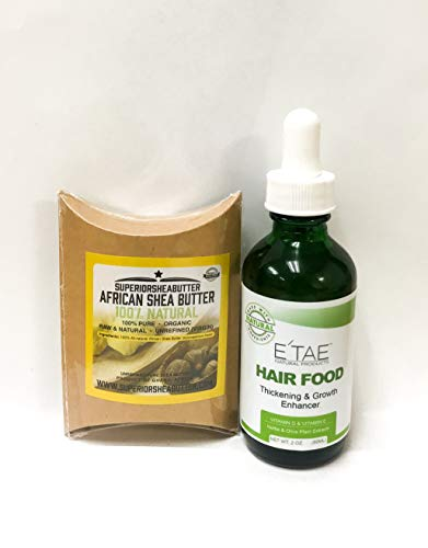 E'Tae Natural Hair Products