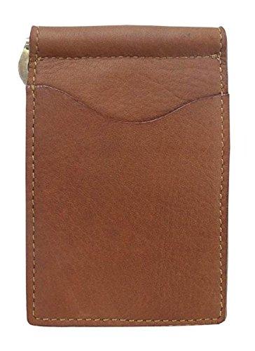 bi-fold-leather-money-clip-w-credit-card-holder-in-saddle