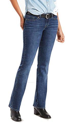Levi's Women's 715 Vintage Bootcut Jeans, Sound Of Vision, 28 (US 6) R (Bootcut Levis)