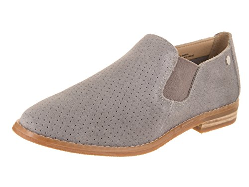 Hush Puppies Suede Flats - 5