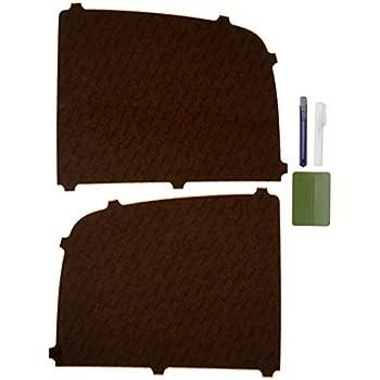 Left Genuine Hyundai 84151-3X000 Anti-Vibration Floor Pad