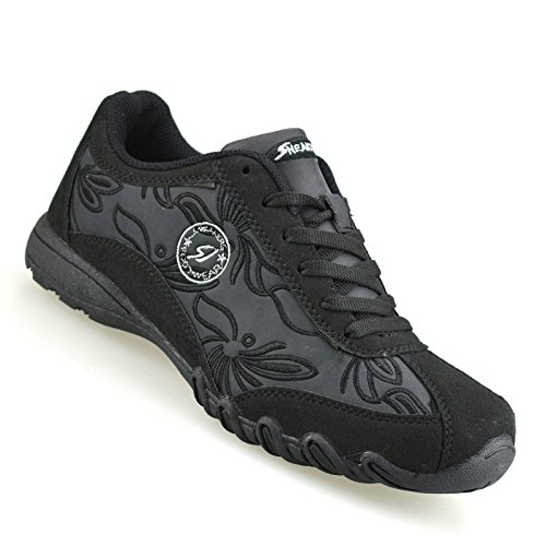 Donna Ex Black Nero Chain Sneaker rqFc4rE