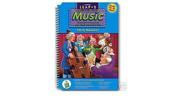 Hit It, Maestro! 2nd Grade Music, Interactive Book