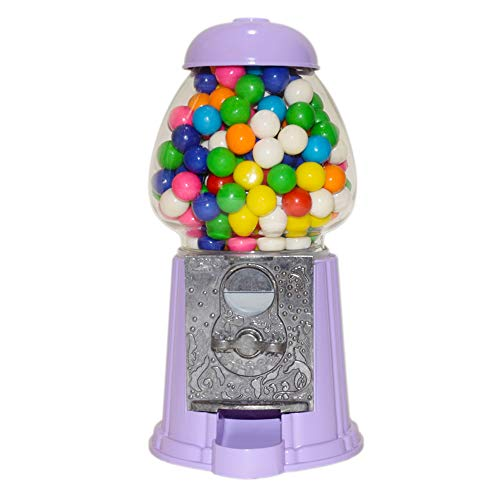 Gumball Dreams Classic Gumball Machine/Candy Dispenser, 9 Inch