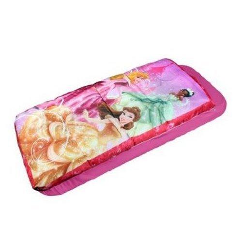 Disney Princess EZ Bed Phthalate-Free Air Mattress, 64-Inch, Outdoor Stuffs