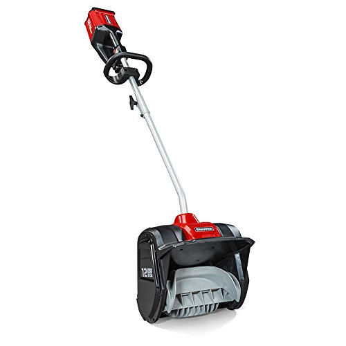 Snapper XD SXDSS82 82V Cordless Snow Shovel with 12-inch clearing width by Snapper