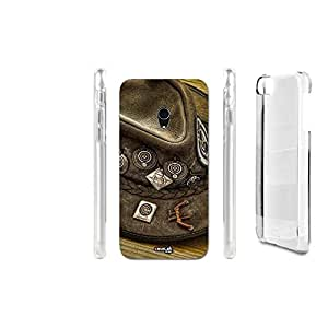 FUNDA CARCASA HAT LEATHER PARA ASUS ZENFONE 6 A600CG