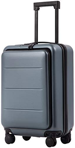 COOLIFE Luggage Suitcase Spinner Trolley