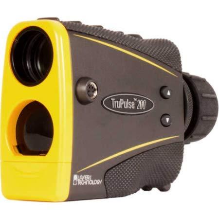 Laser Technology Trupulse 200 Yellow Laser Rangefinder Ft Yds 7005026