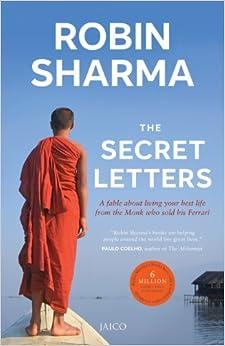 Book The Secret Letters
