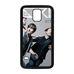 Samsung Galaxy S5 Cell Phone Case Covers Black A.G.Trio I0473509