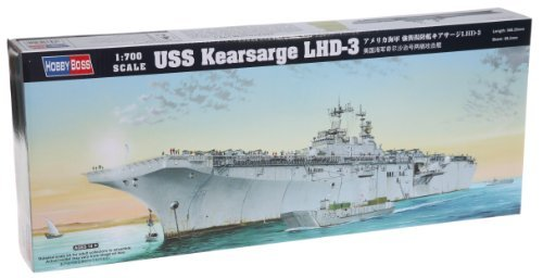 1/700 Ship Series US Navy amphibious assault ship Kearsarge LHD-3 ()