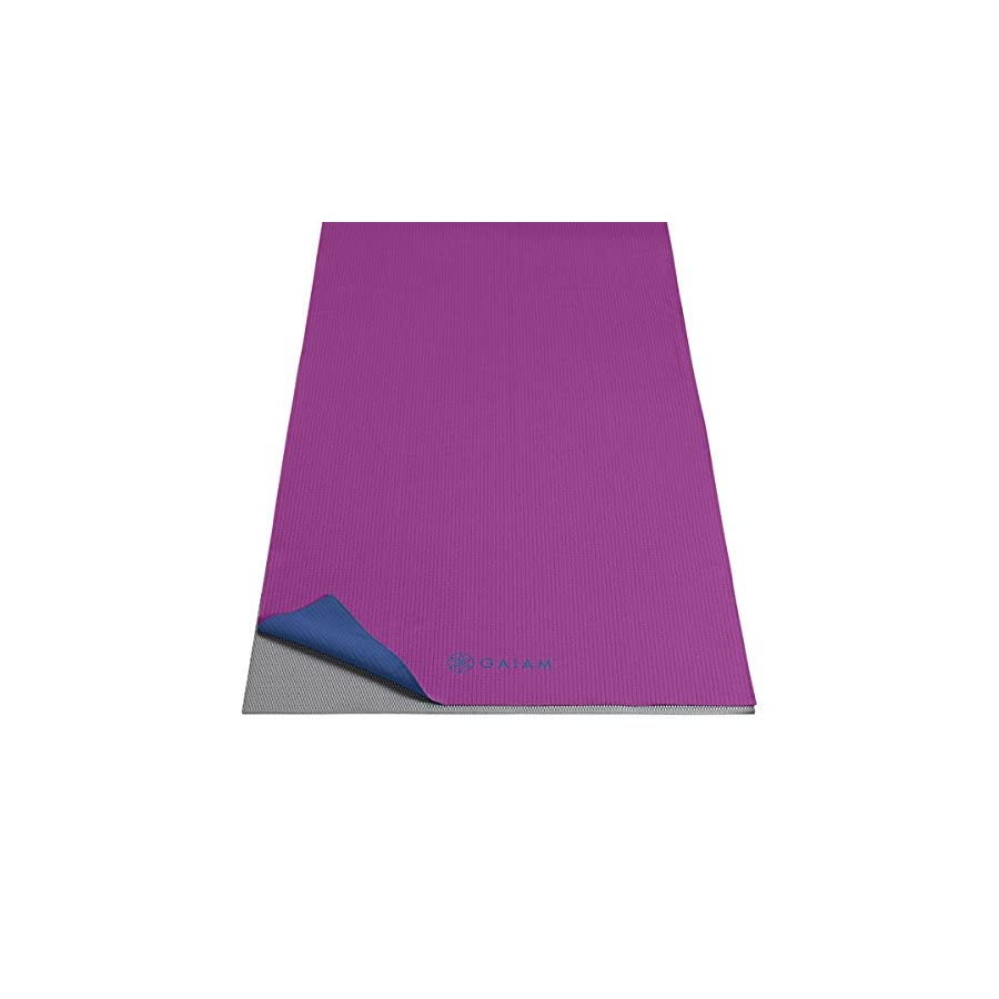 Gaiam No Slip Yoga Towels