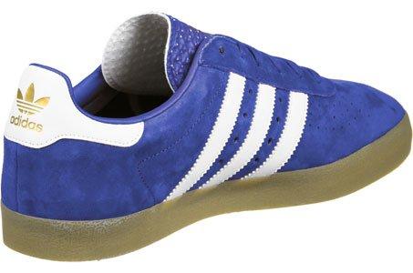 adidas 350 Calzado Blue Footwear White