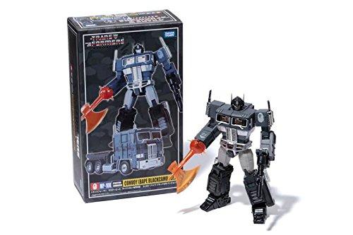 Transformers Masterpiece MP-10K Convoy black Optimus Prime Bape Blackcamo Version KO Version - Mp 10 Ko