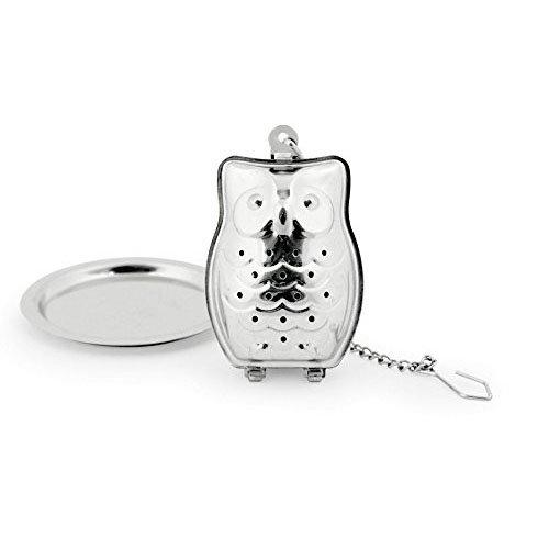Kikkerland Owl (Kikkerland Loose Tea Infuser, Owl)