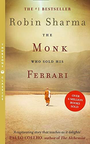 The Monk Who Sold His Ferrari Amazon De Sharma Robin S Fremdsprachige Bücher
