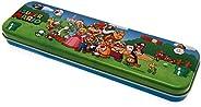 Super Mario Pencil Tin (One Size) (Multicolored)