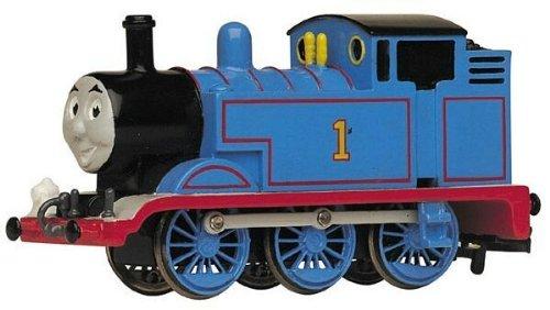 Car Thomas Tank Engine - Bachmann Trains Thomas And Friends - Thomas The Tank Engine With Moving Eyes