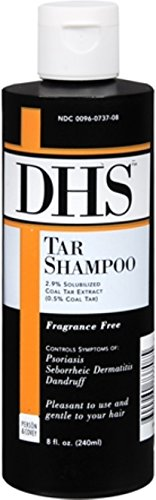 DHS Tar Shampoo 8 Ounce ()