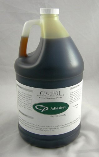 Polyurethane Adhesive - 1 Gallon - Wood 1 Gallon Glue Bottle