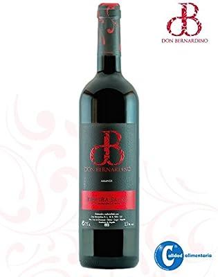 Vino Tinto Mencía Joven Don Bernardino D.O. Ribeira Sacra 75cl (Estuche 3 Botellas): Amazon.es: Alimentación y bebidas