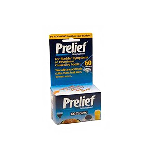 Prelief Tablets Dietary Supplements