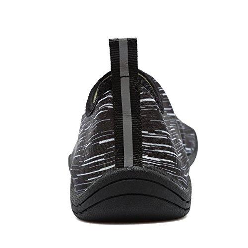 FANTURE Männer und Frauen Multifunktionale Barfuß Schuhe Wasser Schuhe Blau01