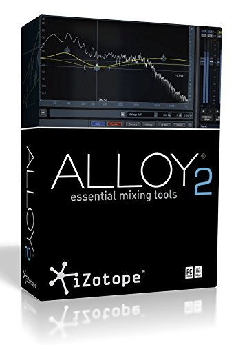 Price comparison product image iZotope,  Inc. Alloy 2 Signal Processing Software Suite