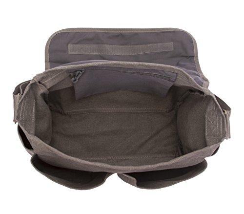 5c3dd1b1465d Sweetbriar Classic Messenger Bag - Vintage Canvas Shoulder Bag ...