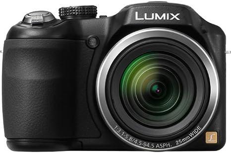 Panasonic DMC-LZ20E-K - Cámara de Fotos subacuática de 16.4 MP ...